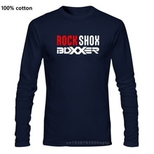 ROCKSHOX BOXXER RACING เสื้อยืด ROCKSHOX MTB ส้อม MENS เสื้อยืด