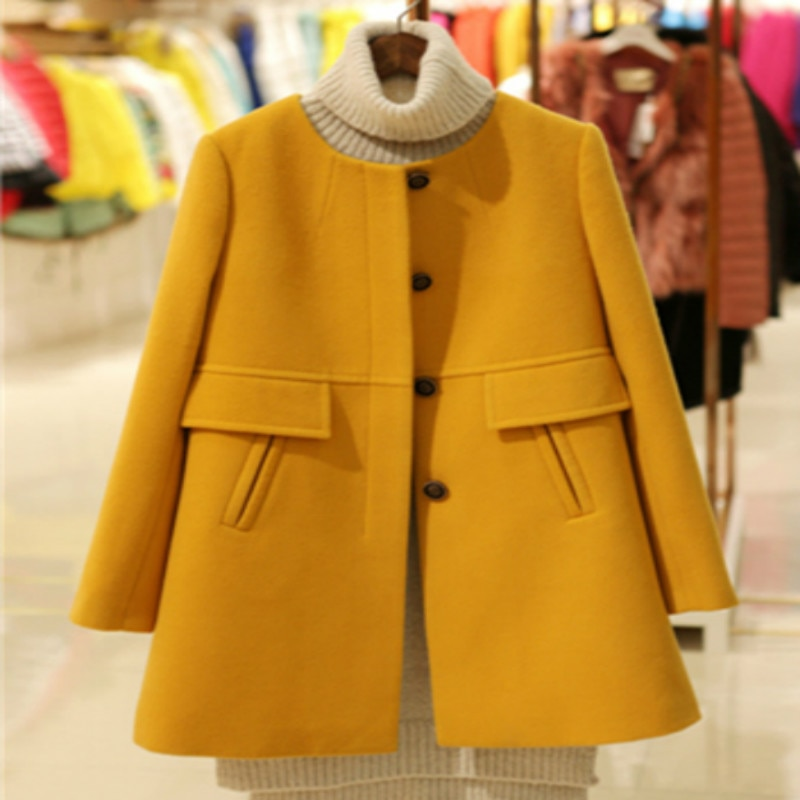 Winter Woolen Down Jackets Coats Clothes For Pregnant Women  Pregnancy Windbreaker Warm Overcoat Pregnancy Outwear Clothing enlarge