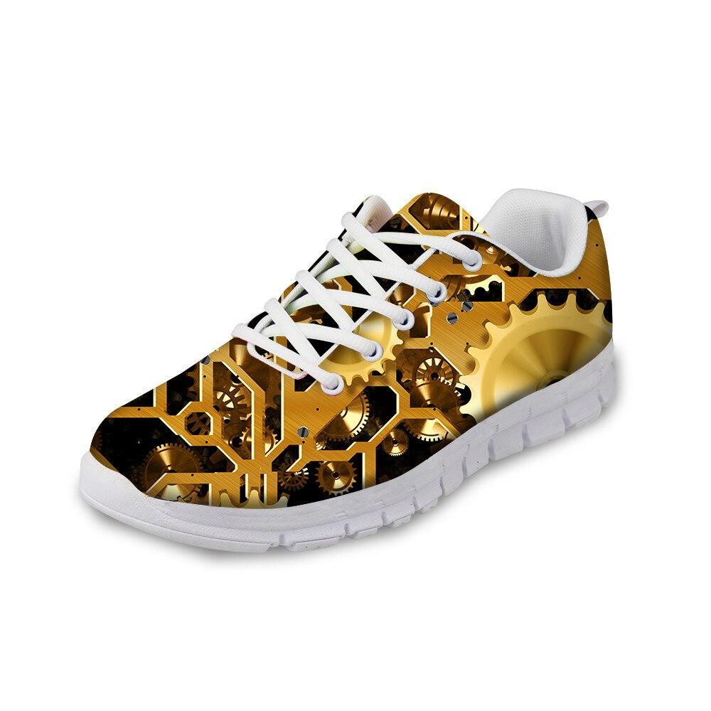 Zapatillas de deporte de malla planas para Mujer, zapatillas Deportivas con cordones...