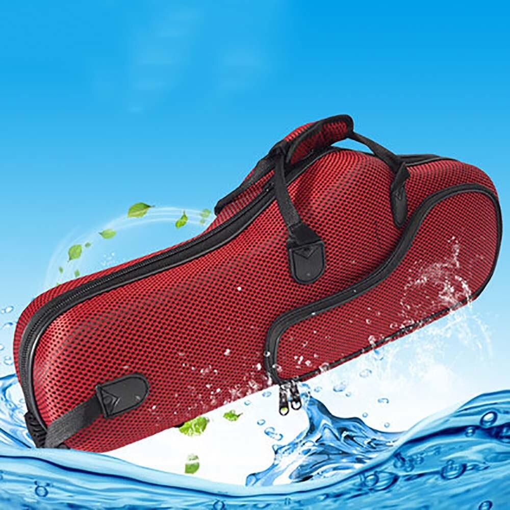 Альт саксофон легкий рюкзак легкая сумка жесткий корпус коробка аксессуары