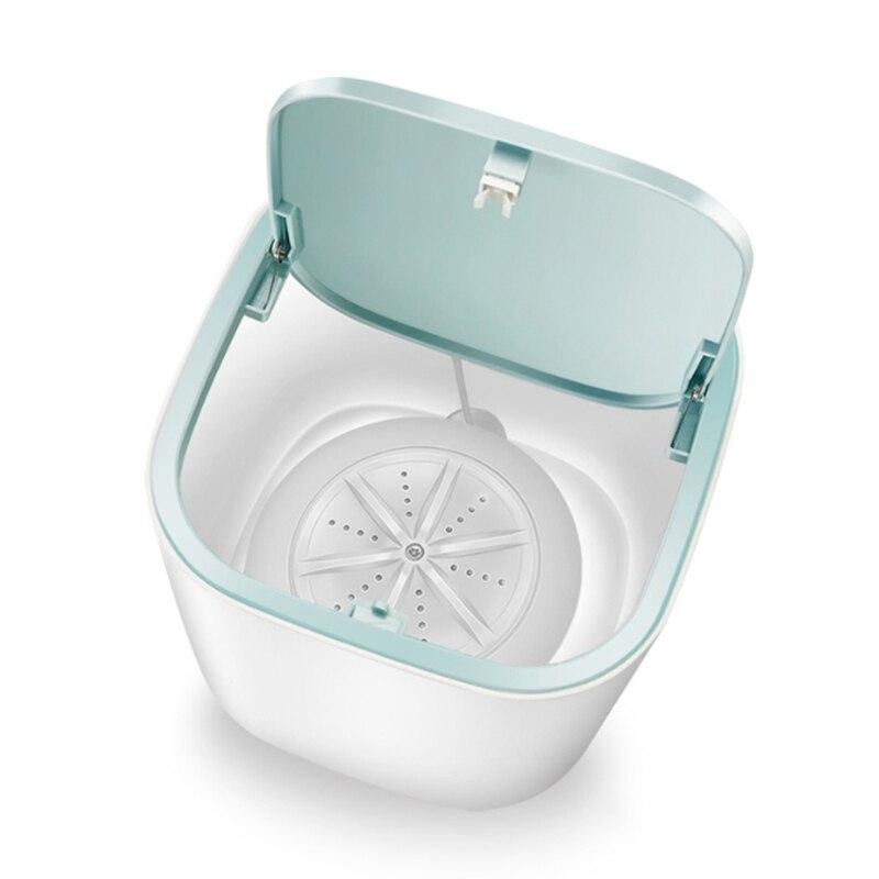 Mini Washing Machine Automatic Household Dehydrated Mini Tube3-5Kg Wash Dry Underwear Care Cleaner