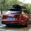 Accessoires Auto pour Audi A6 A6 Avant pour Wagon Spoiler de toit en Fiber de carbone de haute qualité de 2016 à 2018