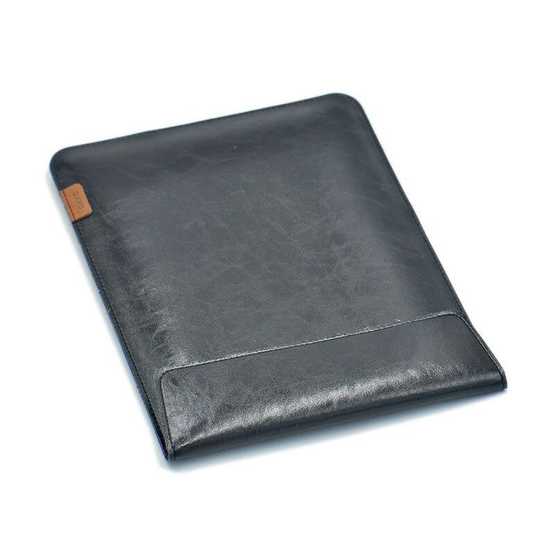 Sobre bolsa de ordenador portátil manga Super delgada cubierta de microfibra de cuero manga caso para 2018 Lenovo Thinkpad X1 carbono 6th
