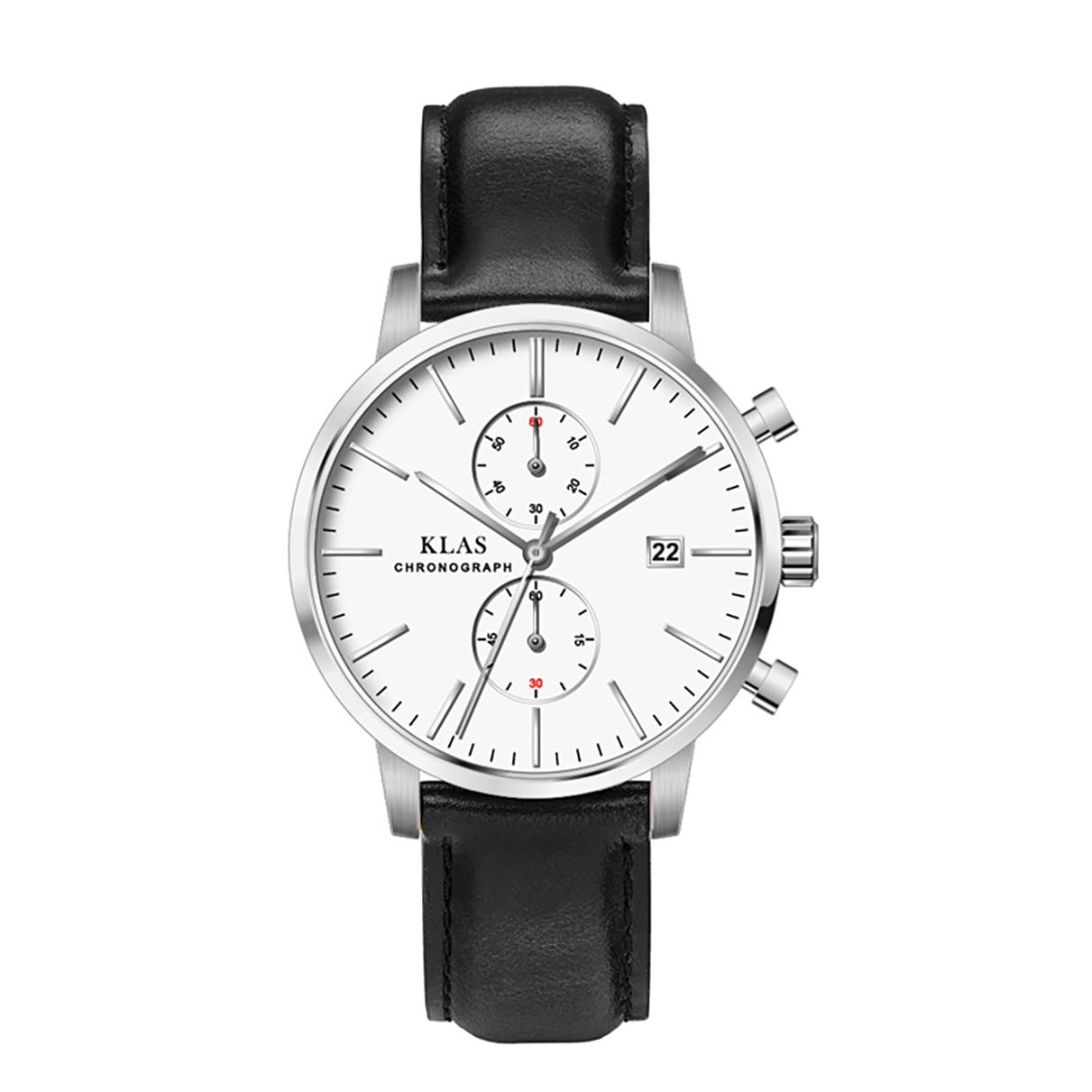 Для мужчин Брендовые Часы KLAS бренд