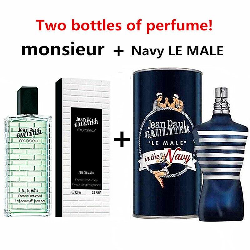 Free Shipping 125ML Men's Parfum EAU DE PARFUM Cologne for Men Original Fragrance Charm Male Parfume Masculino Original