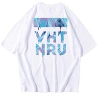 harajuku mens tshirt tie dye letter printing streetwear short sleeves korea style loose large size tops tees casual t shirt 8xl