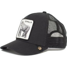 Gorilla King Mesh Cap Summer Baseball Cap Goorin Bros Anime Black Trucker Net Hat Dad Hat Snapback W