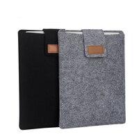 Чехол-сумка для iPad Air 1 2 3 mini 4 5 10,2 2019 для iPad Pro 10,5 9,7 2017 2018 Huawei Xiaomi, чехол для планшета из шерсти и фетра