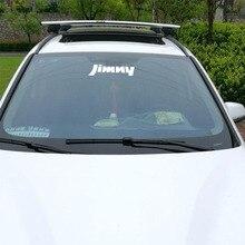 Car Sticker Funny For Suzuki Jimny 2019 Auto Front Windshield Body Badge Emblem Trim Stickers For Ca