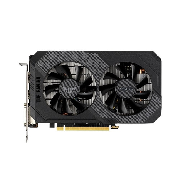 for ASUS TUF-GTX1650-O4GD6-P-GAMING 1410-1785MHz GD DR6 4G gaming graphics card