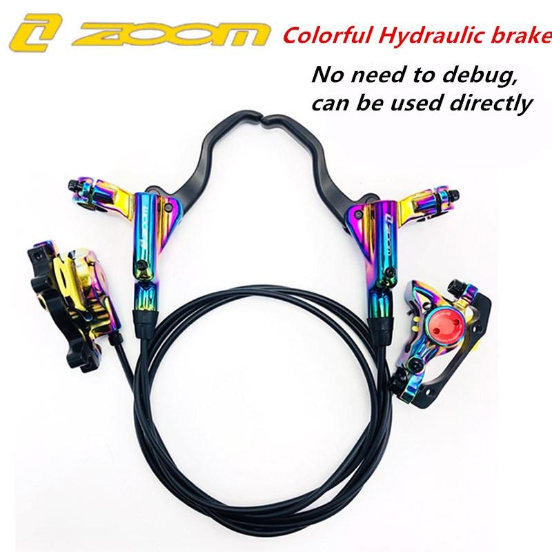 Zoom HB875-freno de disco hidráulico para bicicleta de montaña, pinza de freno...