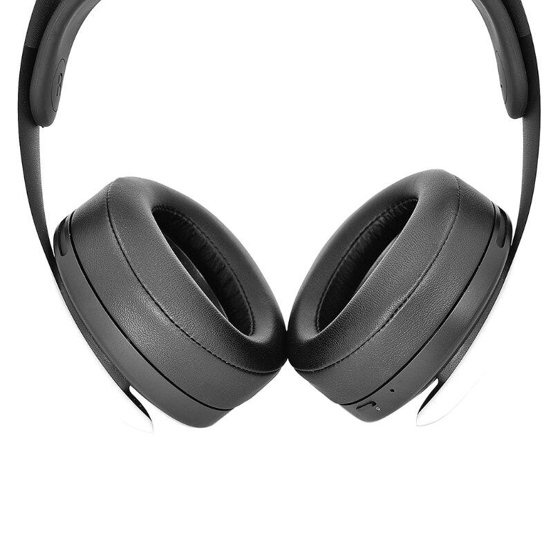 Almohadillas de repuesto para auriculares sony ps5, cascos inalámbricos por pulsos, 3D,...