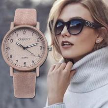 Women Watches Fashion minimalism Bracelet Watch Woman Relogio Leather Rhinestone Analog Quartz Watch