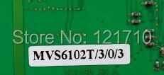 Industrial equipment board ICOS MVS6102T/3/0/3 MVS6100SL104
