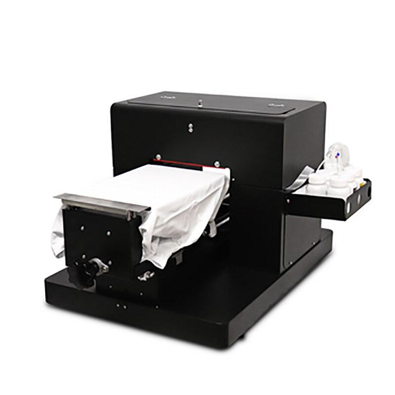 رؤساء مزدوج DX9 A3 DTG الطابعة مباشرة إلى الملابس آلة طباعة القمصان ، 1 دقيقة لكل تي شيرت