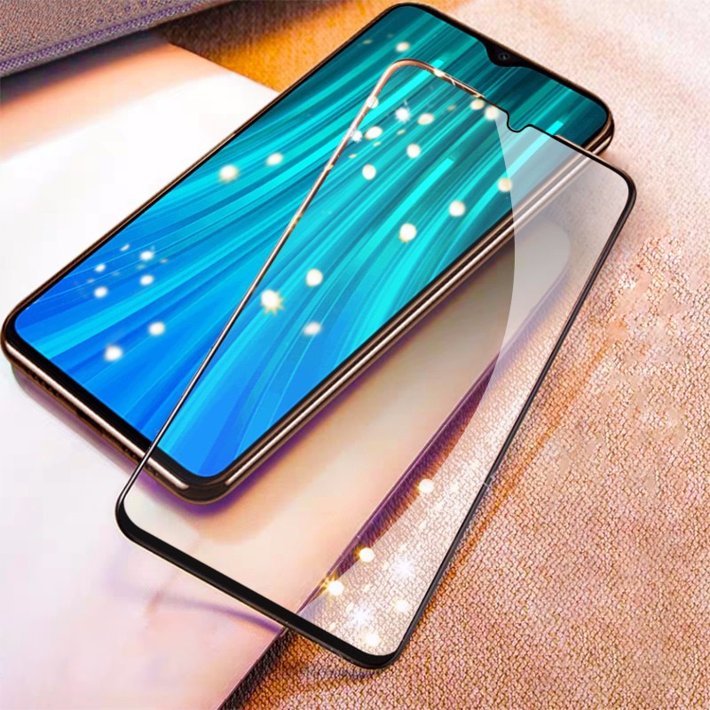 9D Screen Protective Glass On The Redmi 8 8A 7 7A K20 K30 For Xiaomi Pocophone F1 Redmi Note 8 8T 7