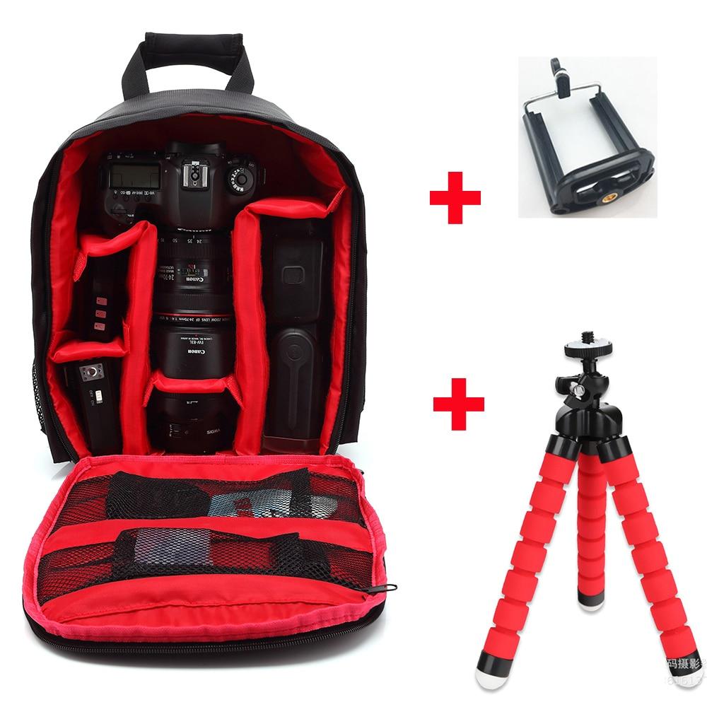 Camera Bag For Video Digital DSLR Waterproof Outdoor Camera Photo Bag Case for Nikon/ for Canon/DSLR