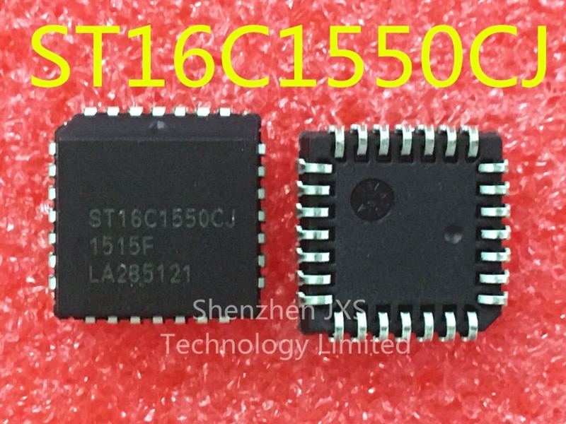 100% novo & original ST16C1550CJ PLCC-28