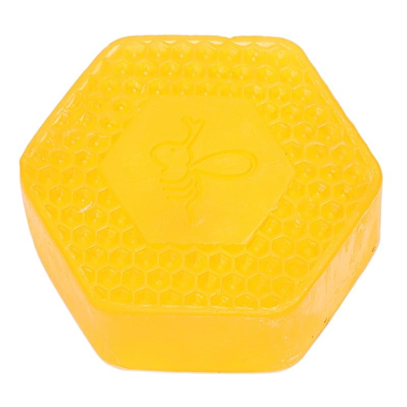 Botique-蜂蜜コウジ酸石鹸ディープクリーニング手作り石鹸自然バスボディスキンケアプロポリス蜂蜜ミルク石鹸バスので