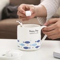 creative cat ceramic mugs with handle handmade coffee cups irregular shaped tea milk mug tea cup unique gifts home decor gifts