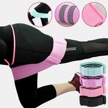 Resistance Elastic Band Exercise Yoga Belt Rubber Fitness Training Stretch Sport Belt Home Workout guma do cwiczen elastique80