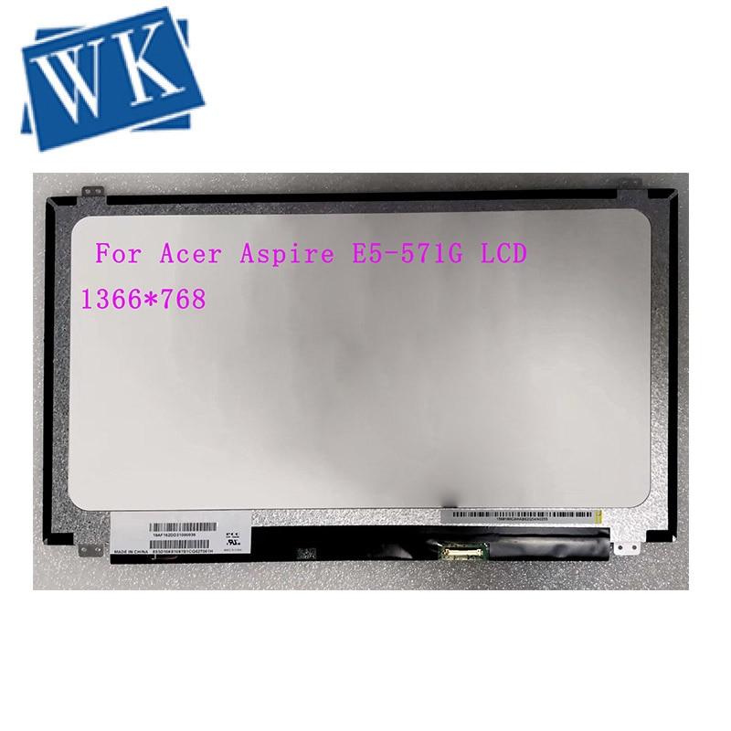 B156XTN04.1 для acer Aspire E5-571G матричный ЖК-экран 15,6