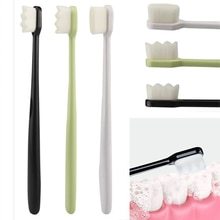 Toothbrush Nano Ultra-fine Health Wave Toothbrush Deep Cleaning Beauty Oral Care Oral Cleaning Milli
