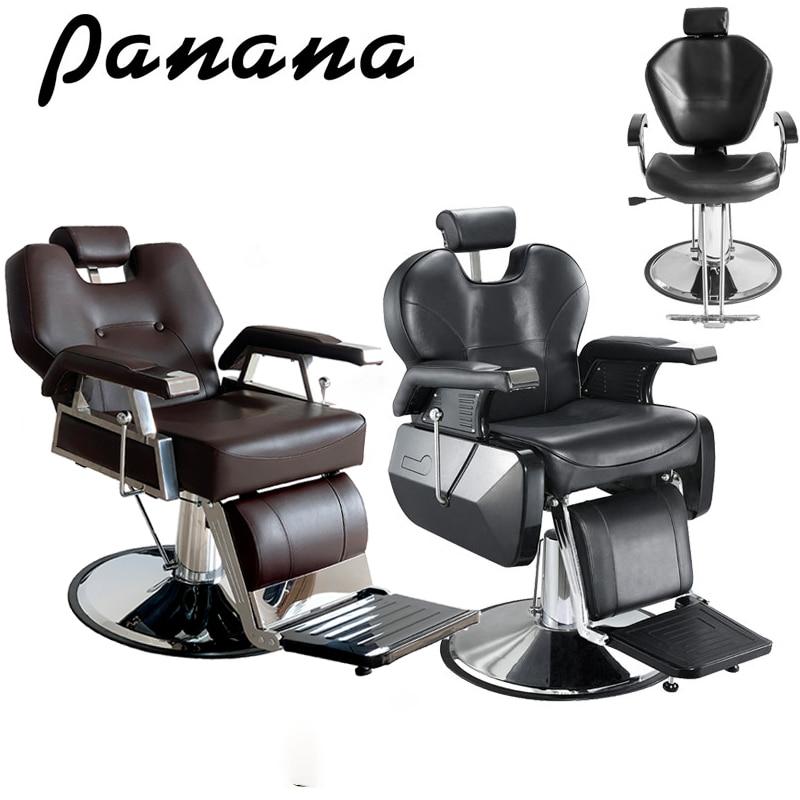 Panana haute qualité Salon de coiffure Salon chaise de barbier tatouage style beauté filetage rasage barbiers expédier normalement