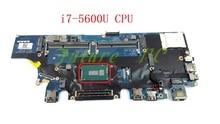 JOUTNDLN FOR DELL Latitude E7250 Laptop motherboard TPHC4 0TPHC4 CN-0TPHC4 ZBZ00 LA-A971P W/ i7-5600U CPU Tested
