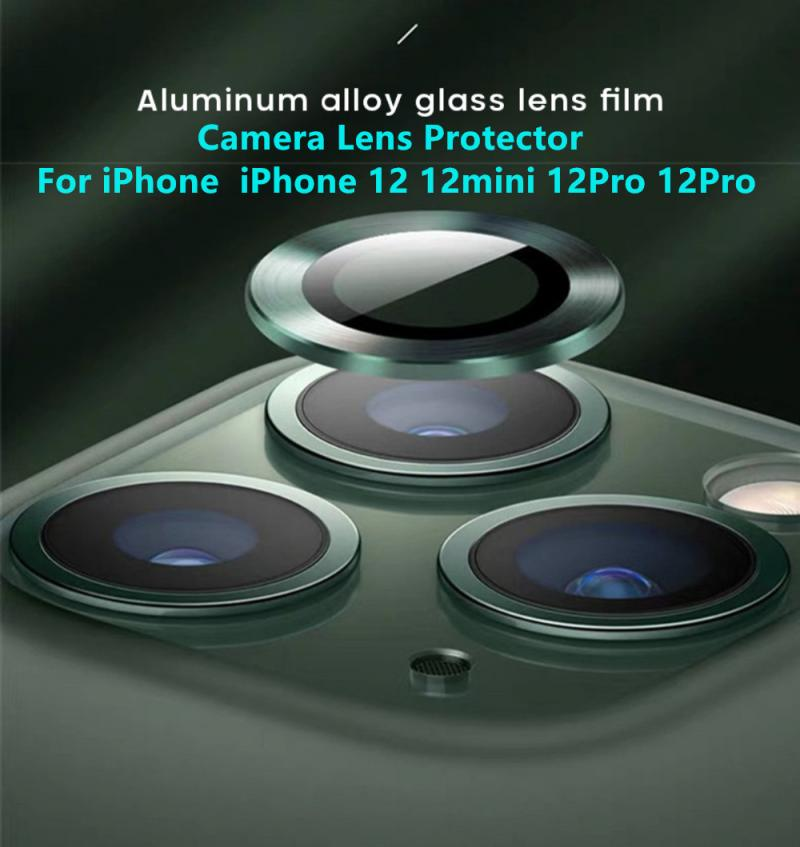 Camera Lens Protector For IPhone  IPhone 12 12mini 12Pro 12Pro Max Accessories Ptotective Glas On Ip