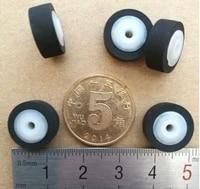5pieceslot 13x7x2mm sound pressure roller deck card seat audio belt pulley