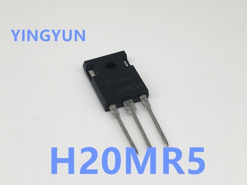 Фото - 5 шт./лот H20MR5 IGBT TO-247 mbr40200pt to 247