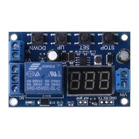 t21b 18650 lithium battery charger board with over charge discharge protection 6 40v