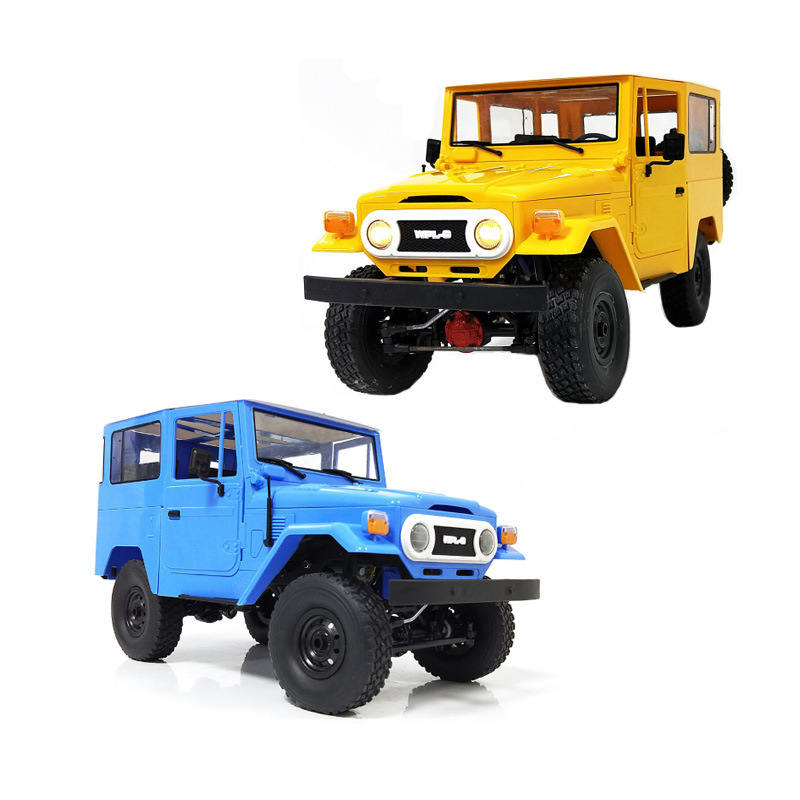 C34KM RC Car 4WD 1/16 2.4G High Speed Truck Remote Control Car RC Buggy Off-Road Updated Version for Xmas Gift