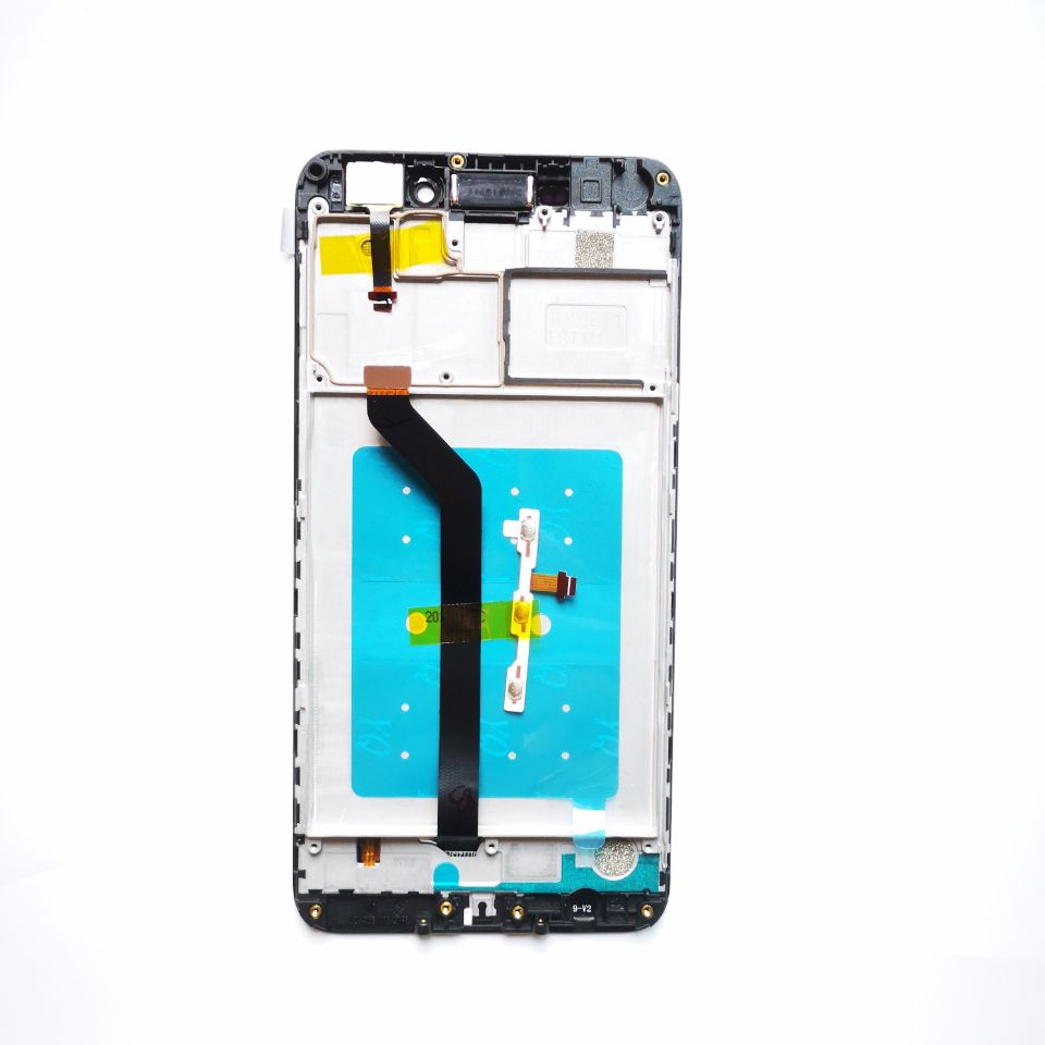 Original 5.2For Vernee M5 LCD Display+Touch Screen Digitizer Assembly Repair Parts+On/Off Flex cable FPC Accessory  - buy with discount