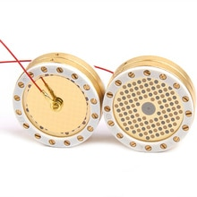 Диаметр микрофона Большая диафрагма картридж сердечник капсула для студийной записи конденсаторный микрофон 34 мм