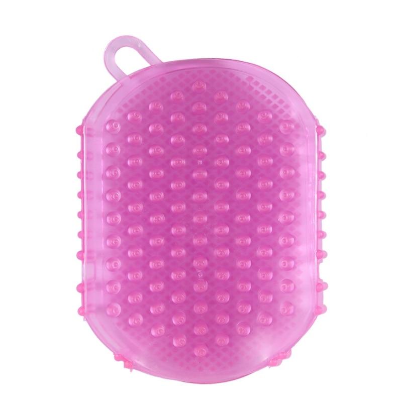 Escova Esfoliante Luva de Banho Esfoliante Corporal Anti Celulite Massageador Silicon/Chuveiro