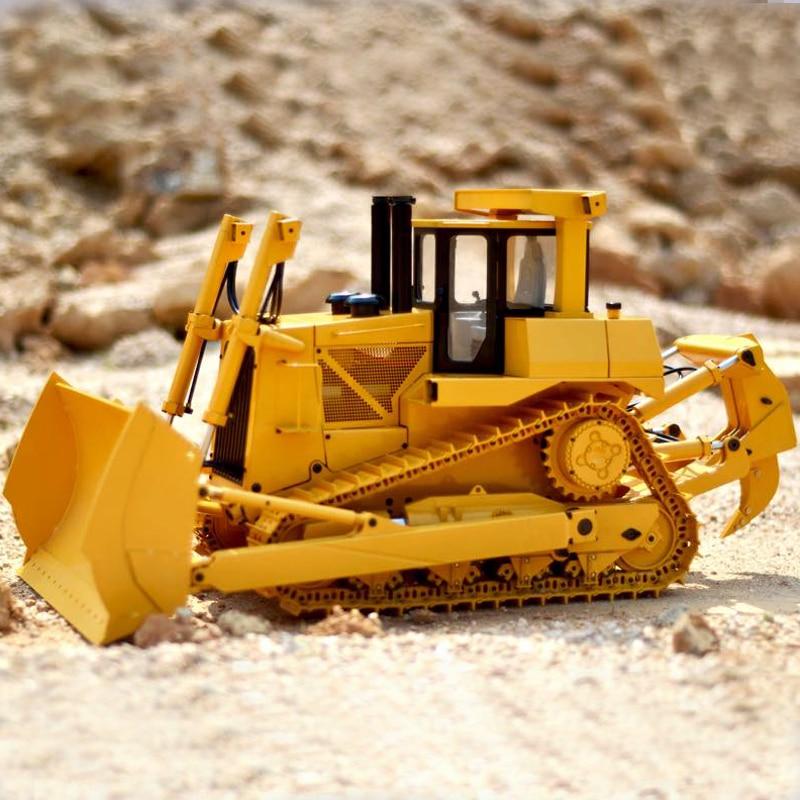 1/14 Scale RC Hydraulic Bulldozer DXR2