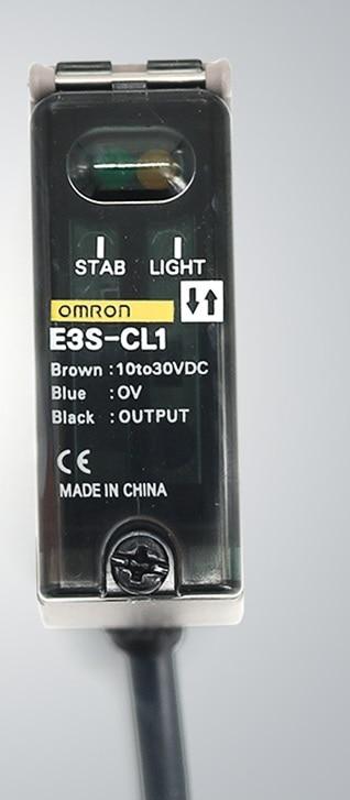E3S-CL1 اومرون كهروضوئية الاستشعار 10 إلى 30 VDC الأصلي أصيلة