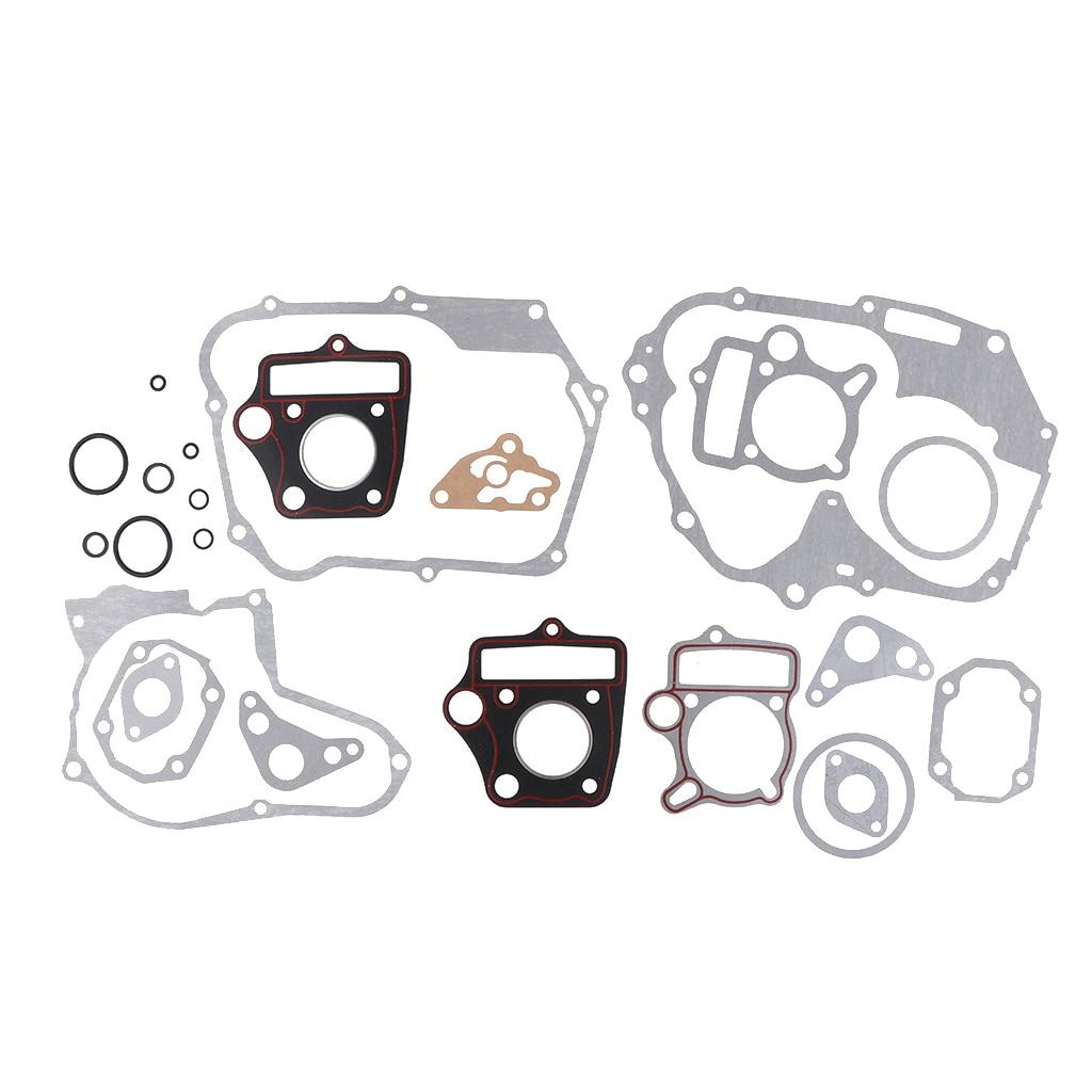 Conjunto da gaxeta do motor para honda z50 z50r xr50 crf50 50cc sujeira pit bike 1979-1999
