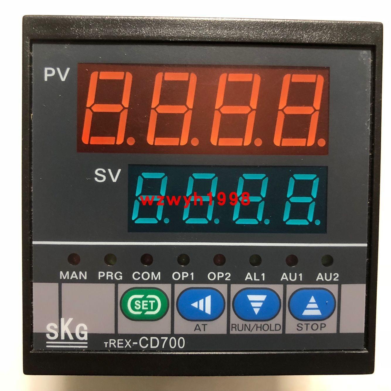 SKG وحدة عالية الدقة متحكم في درجة الحرارة TREX-CD900 تتابع الناتج تتابع الحالة الصلبة الناتج 4-20MA