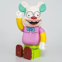 12 inch fashion pvc clown bear action figure collectible model hot toy for children the best birthday gift with original box