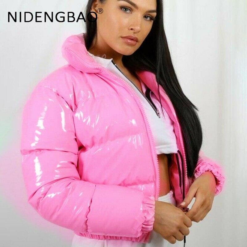 NEEDBO зимняя куртка женская плюс размер Парка хлопковая Женская пуховая куртка женская элегантная теплая парка Mujer оверсайз Свободная куртка...