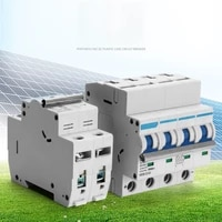 solar dc air circuit breaker 1p 2p 3p 4p atmosphere switch defence tripping operation for solar energy system