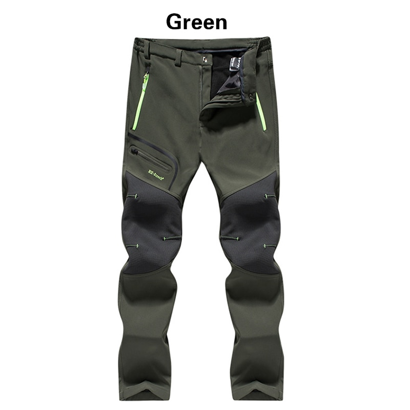 Men Winter Outdoor Pants 2020 Casual Trekking Hiking Windproof Summer Mens Trousers Warm Plus Size Camping Climb Run Male Pants