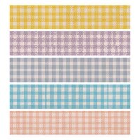 european and american pastoral style table cloth linen table mat