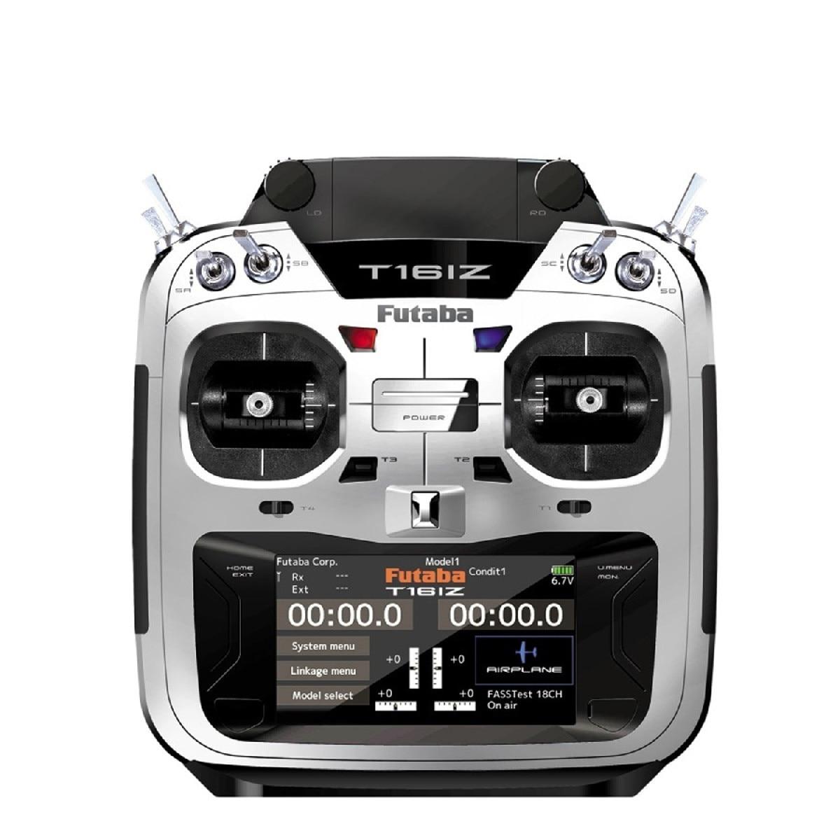 Futaba T16IZ 2.4G 16CH FASST Mode 2