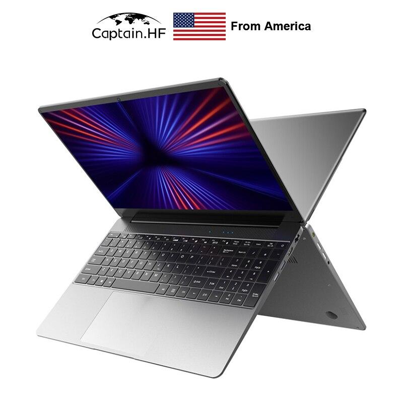 US Captain 15.6' Narrow Frame Laptop 16G RAM 512G MX150 Gaming Notebook Core 8th Generation 3867U ,Ultra-Thin Notebook