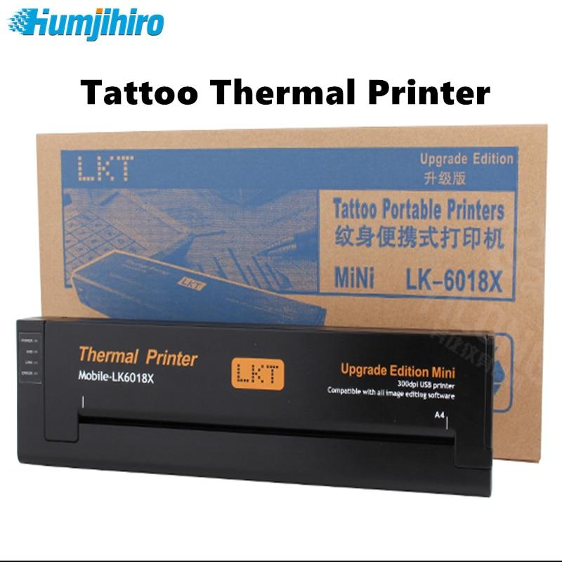 ماكينة صغيرة الوشم الحراري لنقل الطابعة طابعة الوشم A4 ناسخة صانع الاستنسل أدوات للصور طباعة نسخ الورق