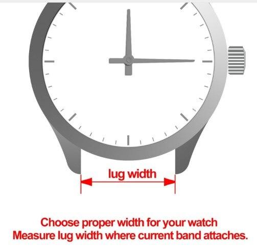 Fashion Watch Band Sport Woven Nylon 24mm Universal Watch Band 22mm 20mm 18mm Strap For Gear S3 Gear S2 Classic Galaxy Watch